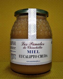 miel cruda eucalipto
