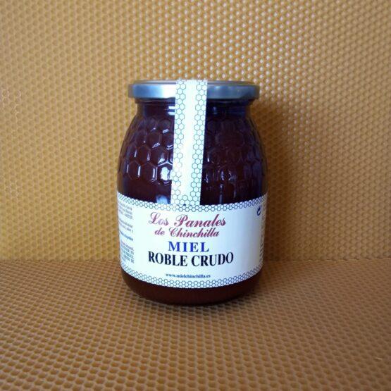miel de roble cruda